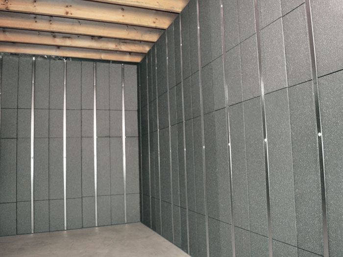 basement to beautiful panels installed in port angeles