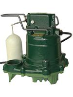 cast-iron zoeller sump pump systems available in Chehalis, Washington